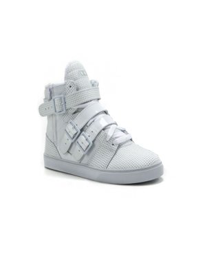 Radii Straight Jacket Vlc. White Perforation