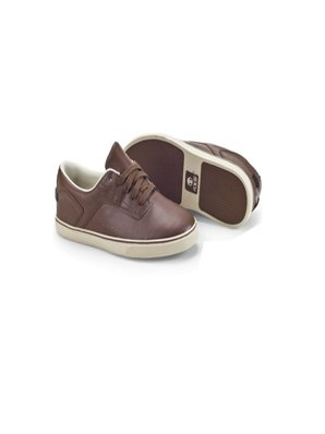 Radii Noble Low. Brown Leather Cream