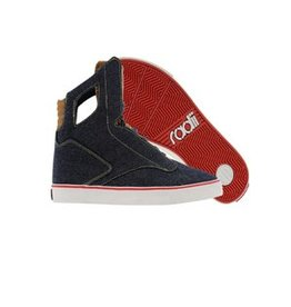 Radii Noble VLC. Denim Tan Red