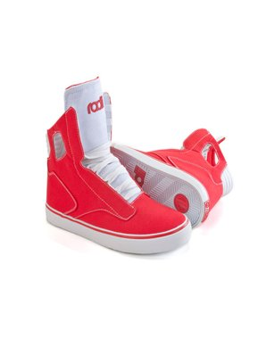 Radii Noble VLC. Red White Canvas