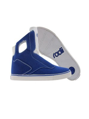 Radii Noble VLC. Blue White Canvas