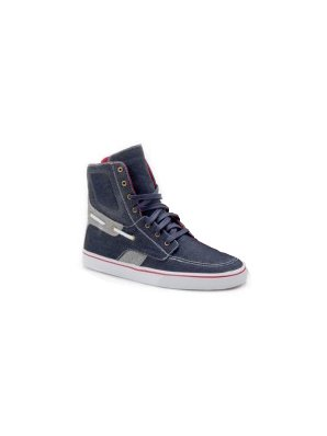 Radii Gilligan High. Denim Red