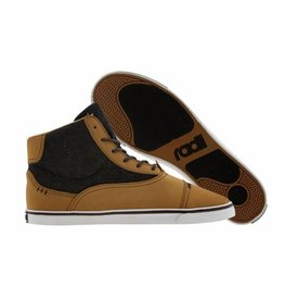 Radii Napoli Mid VLC. Tan Black Denim