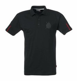 Kempa Polo-Shirt CORPORATE Black