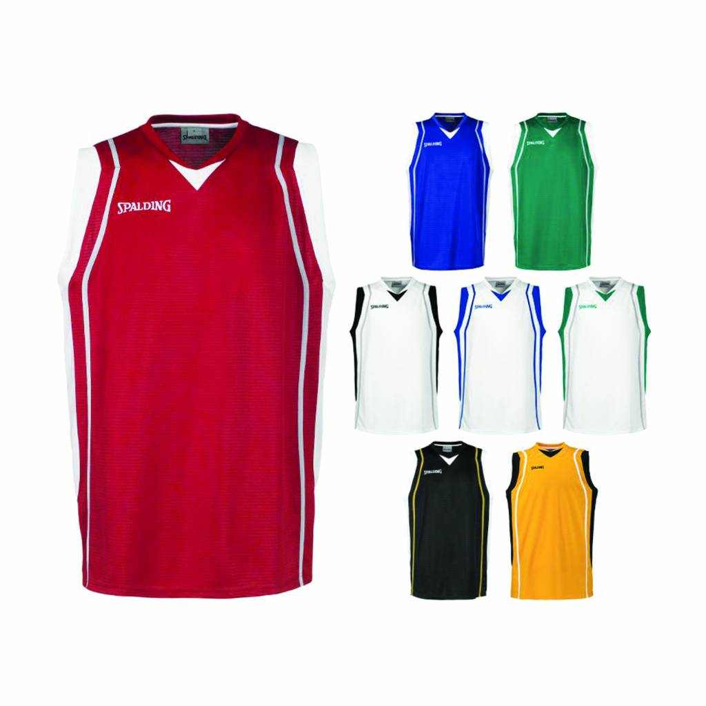 Spalding Crunchtime Tank Top