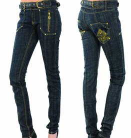Dada Ladies Superlicious Skinny Noir