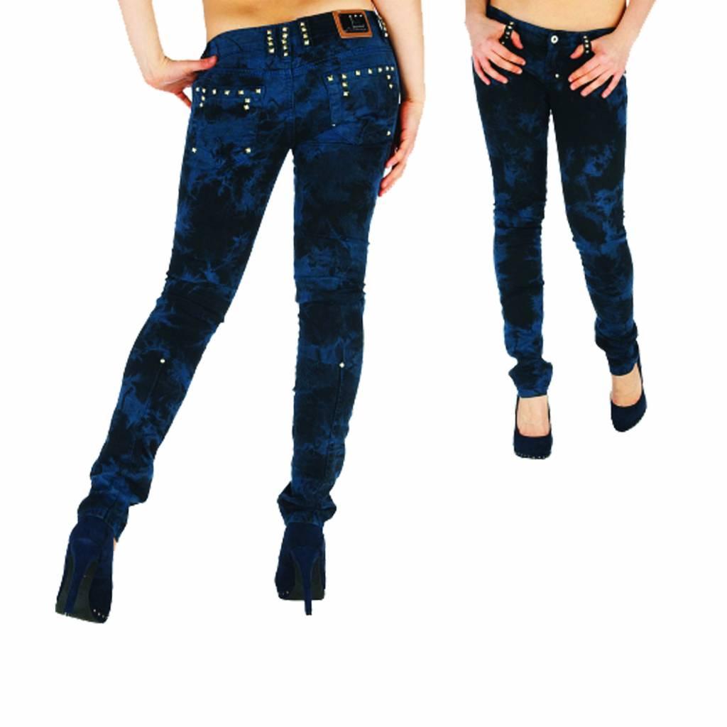 Dada Ladies Skinny Rockstar Blau