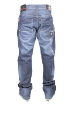 Phat Farm Loose Fit Jean (Dark Sand Blue Hand Wash)