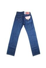 Levi's 501, Straight Leg Button Fly Jeans (Dunkelblau)