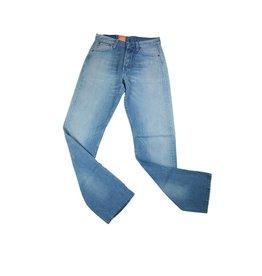 Levis 501, Regular Jeans (Light Blue)