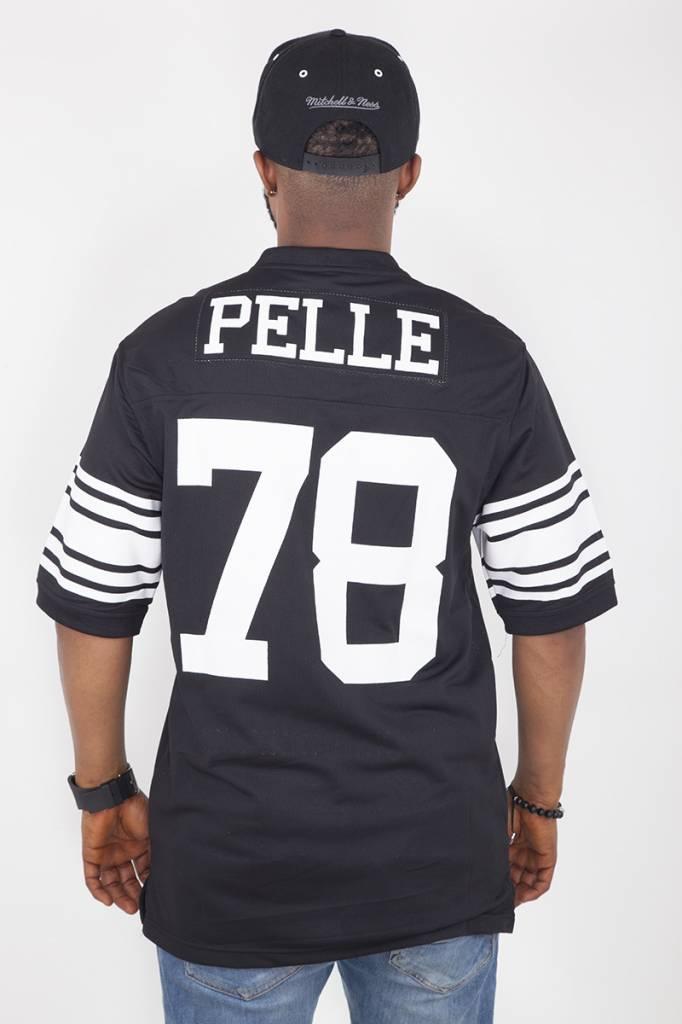 Pelle Pelle Trikot Toughen Up Noir