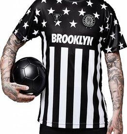 CAYLER & SONS 99 FCKN PROBLEMS SOCCER JERSEY
