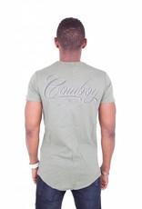 Madmext Tee shirt Homme à motifs Manches Courtes