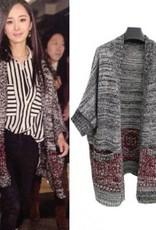 Jaza Fashion Cardigan Ladies Cardigan with pockets