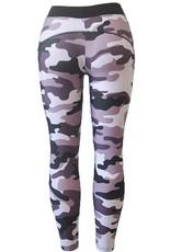Jaza Fashion Women's Leggings Sexy Elastic Camouflage