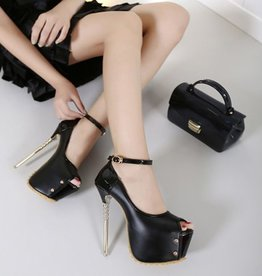 High Heel Black