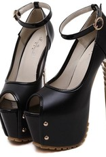 High Heel Black
