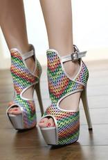 High Heel Pumps Multi Colors
