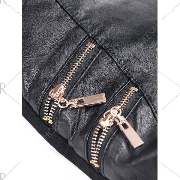 Pantalon skinny pour hommes avec fermeture