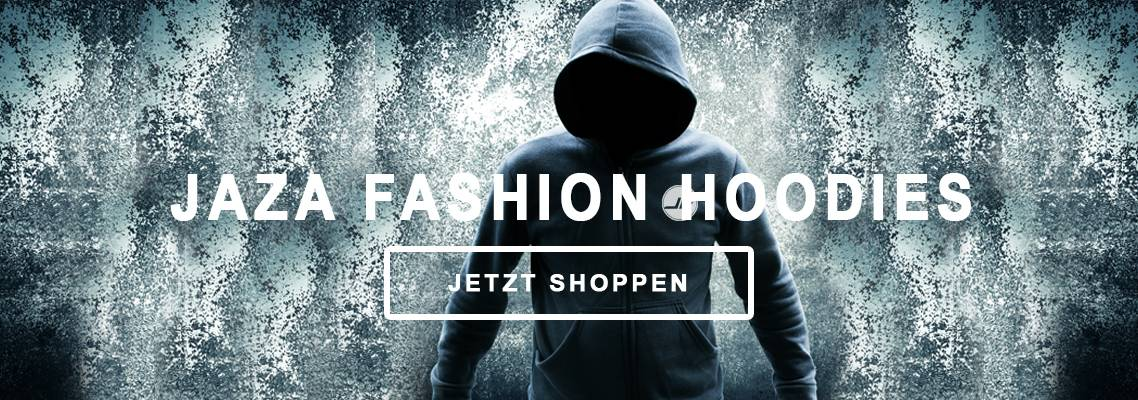 Jaza Fashion Hoodies Banner