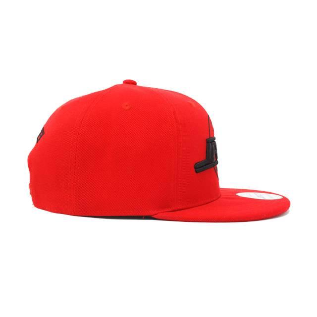 Jaza Fashion Jaza Fashion Snapback Cap Rot