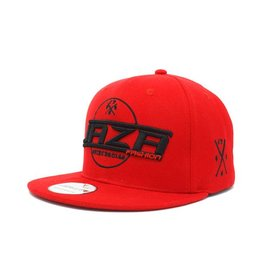 Jaza Fashion Jaza Fashion Snapback Cap Red