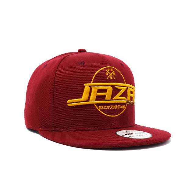 Jaza Fashion Jaza Fashion Snapback bleu