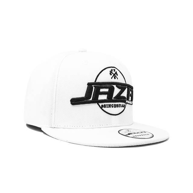 Jaza Fashion Jaza Fashion Snapback Blanc