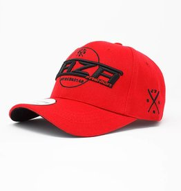 Jaza Fashion Jaza Fashion Baseball Cap Red