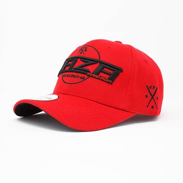 f1692d56889 Jaza Fashion Jaza Fashion Baseball Cap Red ...
