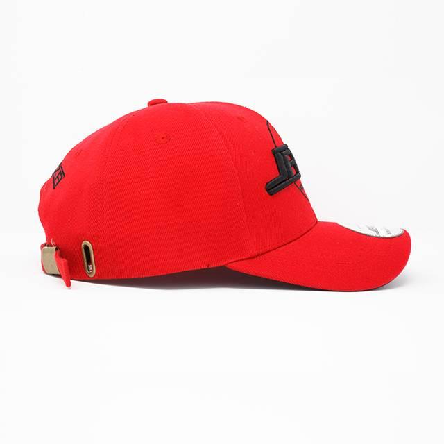 Jaza Fashion Jaza Fashion Baseball Cap Rouge
