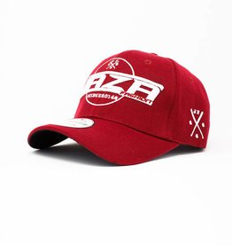Jaza Fashion Jaza Fashion Baseball Cap Dark Red