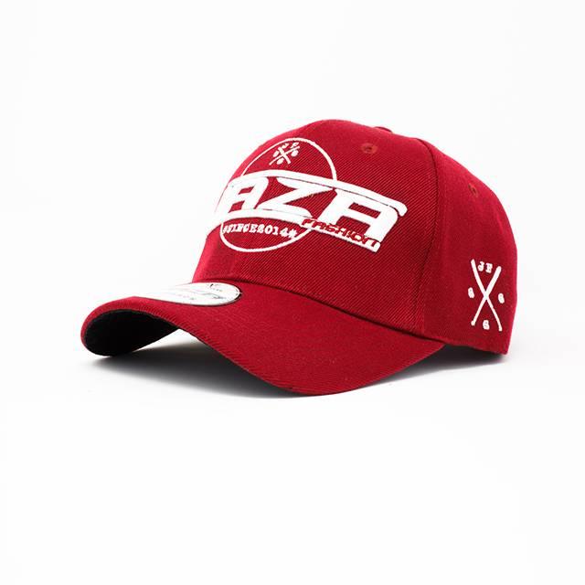 532f35b6e45 Jaza Fashion Jaza Fashion Baseball Cap Dark Red ...