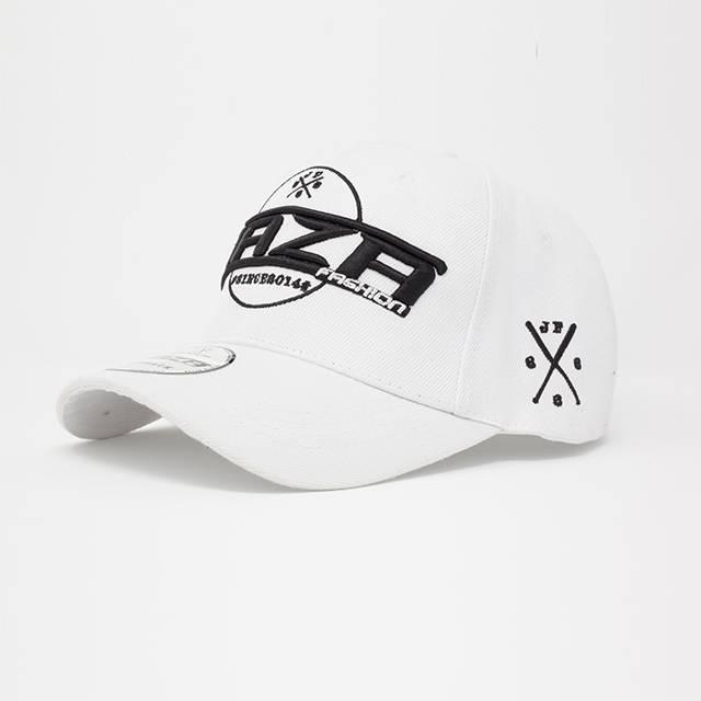 Jaza Fashion Jaza Fashion Baseball Cap White