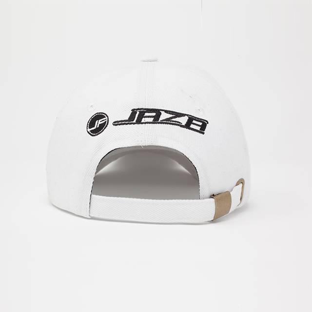 Jaza Fashion Jaza Fashion Baseball Cap Blanc