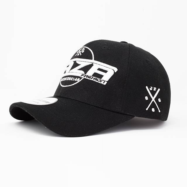 Jaza Fashion Jaza Fashion Baseball Cap Black