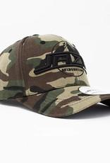 Jaza Fashion Jaza Fashion Baseball Cap Camouflage