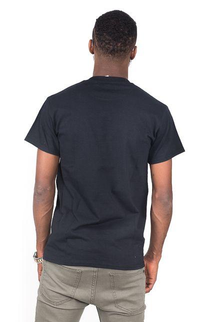 Jaza Fashion Jaza Fashion Herren T-Shirts, Schwarz