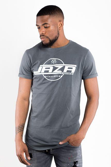 Jaza Fashion Jaza Fashion Men's T-Shirt, Long Tee