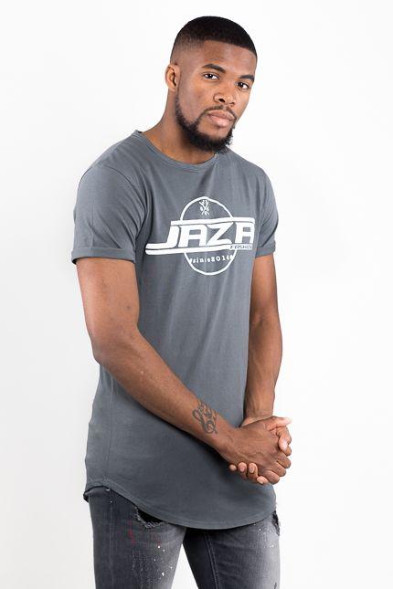 Jaza Fashion Jaza Fashion Tee shirt Homme, Tee-shirt long