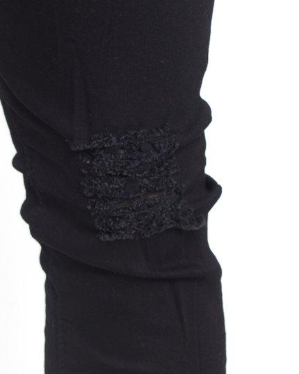 Skinny Jeans Noir