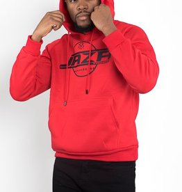 Jaza Fashion Jaza Fashion Hoody-Red