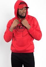 Jaza Fashion Jaza Fashion Hoody-Rot