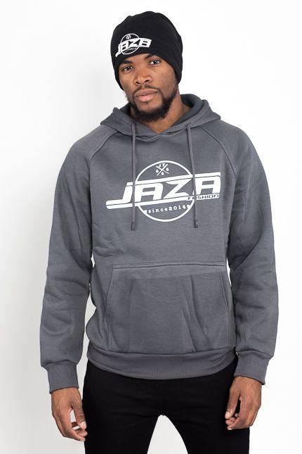 Jaza Fashion Jaza Fashion Pull-Gris foncé