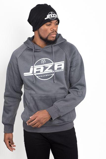 Jaza Fashion Jaza Fashion Hoody-Darkgray