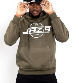 Jaza Fashion Jaza Fashion Hoody-Armygray