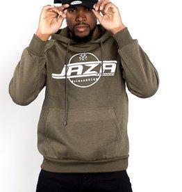 Jaza Fashion Jaza Fashion Hoody-Armygray