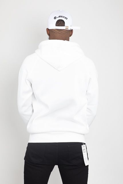 Jaza Fashion Jaza Fashion Hoody-White