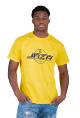 Jaza Fashion Jaza Fashion Herren T-Shirt in Gelb