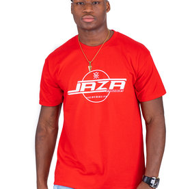 Jaza Fashion Jaza Fashion T-Shirt en Rouge